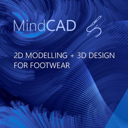 2D Modelling + 3D Design for Footwear