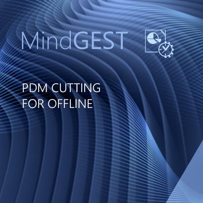 PDM Cutting for Offline (Inc. 2 PDM Explorer license)